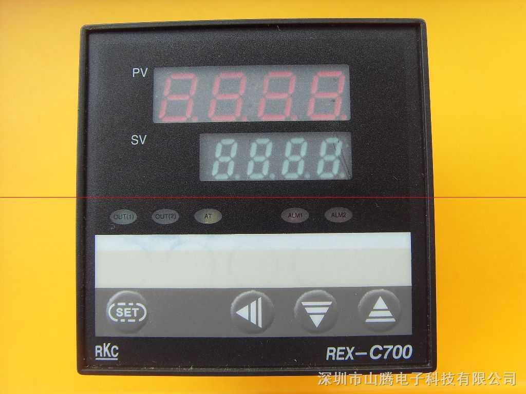 rkc rex-c700 rex系列温控器