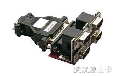 BS4232---一对四光电隔离集线器