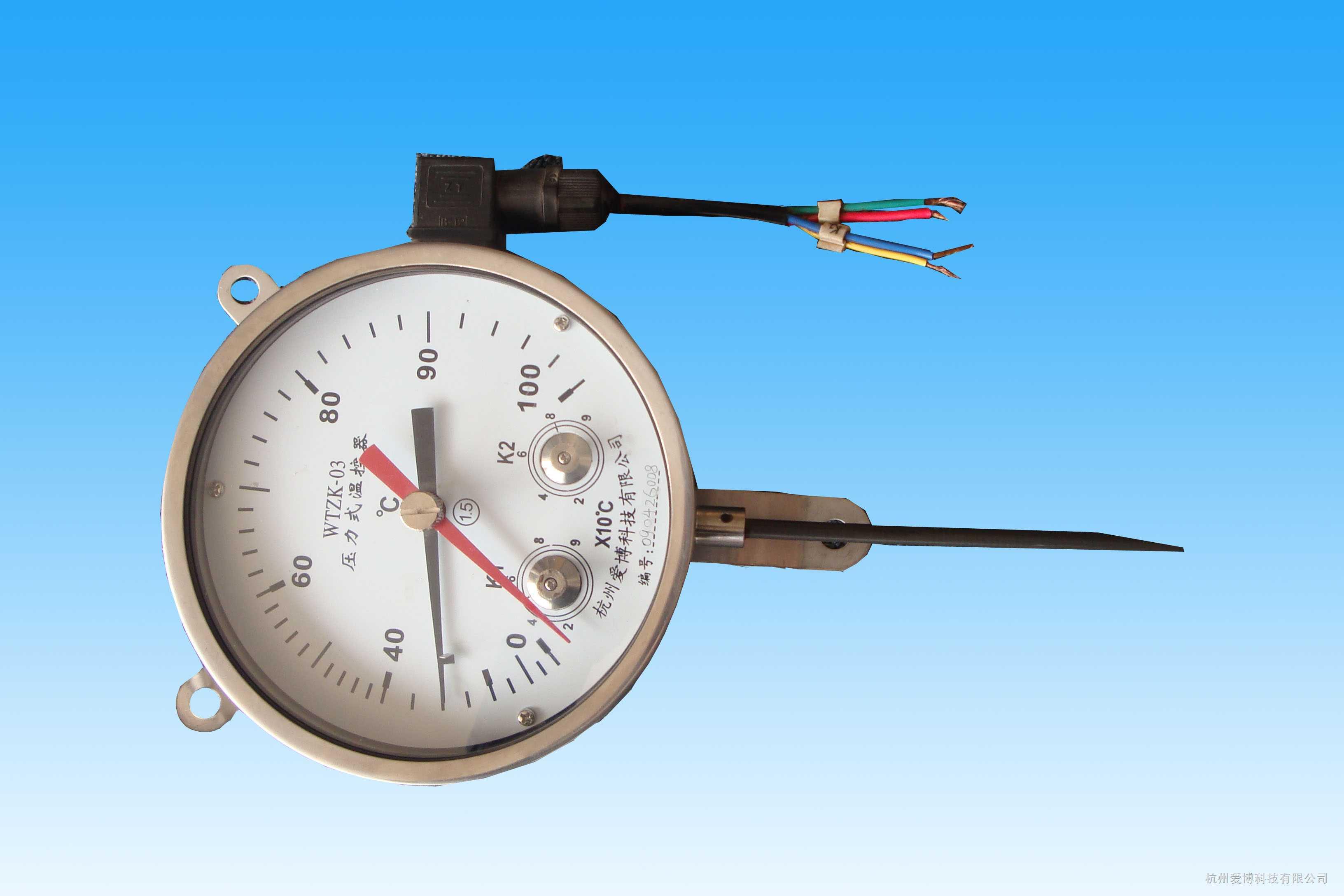 wtzk—03--温度指示控制器