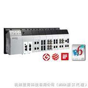 EDS-728-24+4G口千兆以太网交换机 - 模块化, 可网管, 冗余型