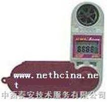 风速,温度,湿度,大气压力和露点测量仪(5合1)