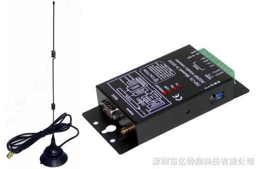 蓝牙rs-232/422/485转换器
