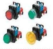 FUJI AR22系列圆型带灯按钮开关