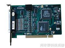 4轴正交编码器卡计数器卡PCI数据采集卡光隔离保护