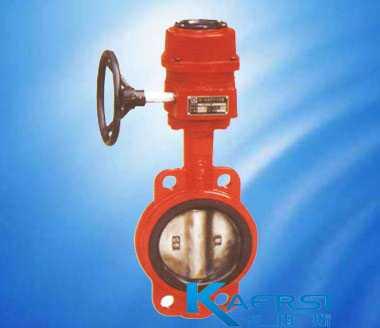 xd373x型消防信号蝶阀图片