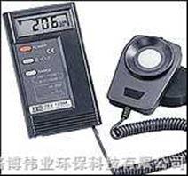 一级代理供应TES-1334A数字式照度计