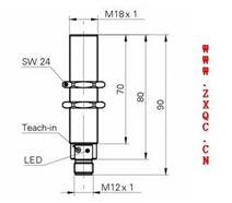 反射式超声波传感器 国产
