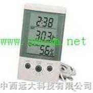 .多功能室内外温湿度计/数显温湿度计(美国)/国内生产.