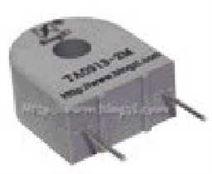 立式穿芯微型脉冲电流互感器
