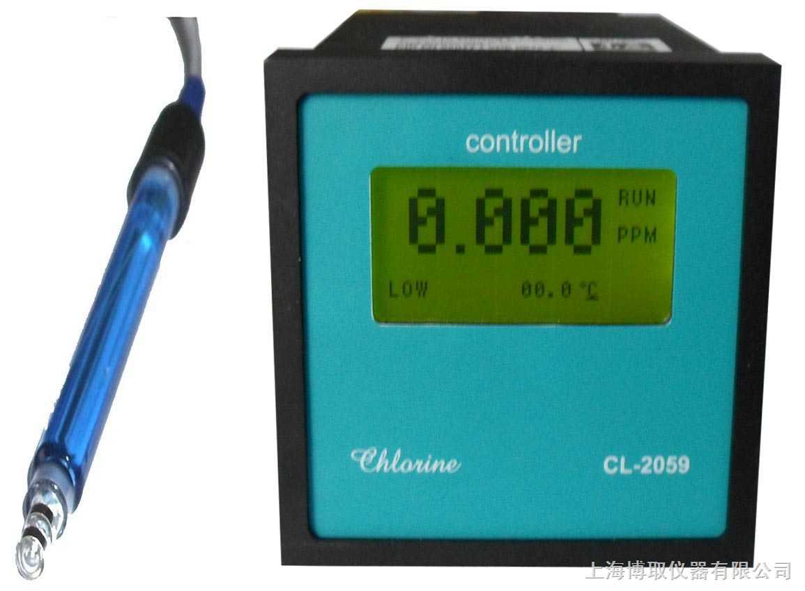 CL-2059,工业余氯分析仪,工业余氯,余氯,在线余氯,余氯监测仪