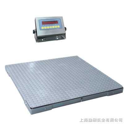 SCS-5吨地磅,2.5*4.0m地磅,5吨双层地磅
