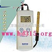 milwaukeech/MI105-米克水质/便携式pH测定仪/便携式酸度计/温度计/PH/temp计