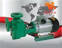 自吸泵技术、自吸泵型号、FPZ型塑料自吸泵