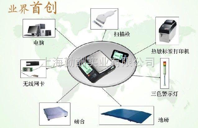 网络化 智能秤 30KG电子秤 上海勤酬实业有限公司