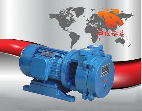 真空泵厂家、真空泵型号、SK型直联水环式真空泵