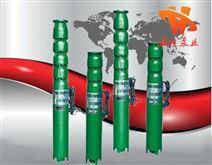 潜水泵原理、潜水泵技术、QJ型井用潜水泵(深井泵)