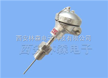SBWZP231一体化温度变送器PT100温度传感器螺纹固定