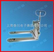DCS-XC-EX标准式防暴叉车秤