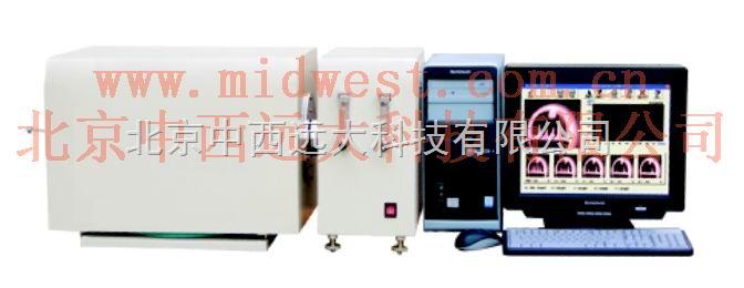 微机灰熔点测定仪 型号:HB11/HR-YT4A库号:M400523