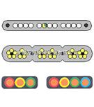 YB/YBF/YBZ扁形电缆价格/扁形组合电缆规格扁平电缆结构