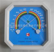鐘表指針式溫濕度計