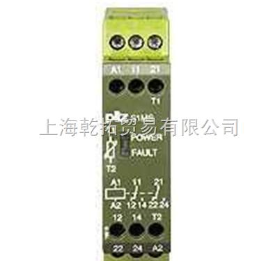 德国PILZ热敏电阻监测继电器/进口PILZ安全继电器