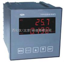 在線電導率監測儀/在線電導率儀(帶中文顯示,報警,通訊接口,不銹鋼探頭.配0.1電極) 型號:XN1