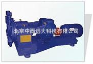 电动隔膜泵(不锈钢的) 型号:HDU6-DBY-25