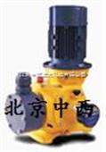 机械隔膜计量泵 型号:ZX7M-GM0170PQ1MNN库号:M369823