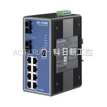 研华EKI-7559MI 10端口网管型冗余千兆以太网交换机