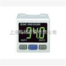 SMC高精度数字式真空压力开关/SMC数字式真空压力开关