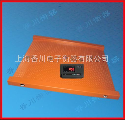 DCS-K 1-5吨超低台面地磅