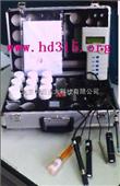 中西便携式水质分析仪(温度 盐度 溶氧度 pH 氨氮 硫化氢 ,亚硝酸)/污水和水产养殖 型号: