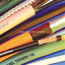 德国原装进口电缆 拖链专用,高柔性屏蔽伺服-/反馈电缆 TOPSERV110 / TOPSERV12