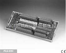 PCLD-8761 24 路光隔离 D/I 和 24 路继电器输出板