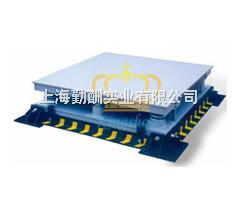 1吨上海缓冲型小地磅厂家|高强度缓冲秤价格