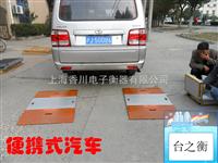 SCS-D全息上市(藏汽重卡)便携式电子地泵秤评测