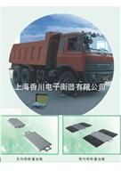 SCS-D共享质美(宁汽重卡)便携式电子平台秤真金不怕火炼