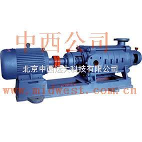 卧式多级离心泵/多级泵 型号:GC11/TSWA125-7库号:M400998