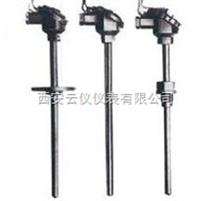 装配热电阻 带热电阻双金属温度计  热电阻变送器