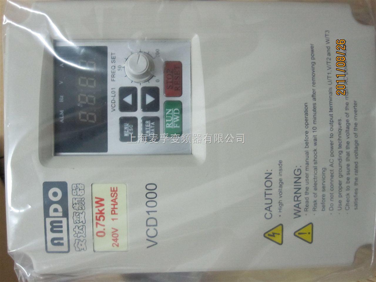 安达变频器vcd1000f4t0037b