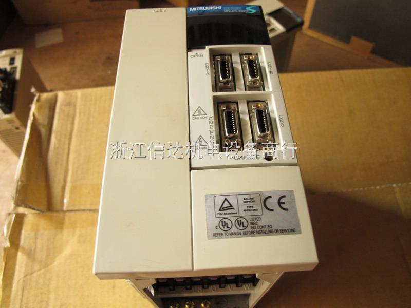 二手三菱伺服驱动器mr-j2s-350cp