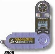 AZ8908 AZ-8908 风速计 风速仪 风速表 风速测试仪 台湾衡欣AZ