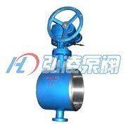D363H/W对焊式硬密封蝶阀
