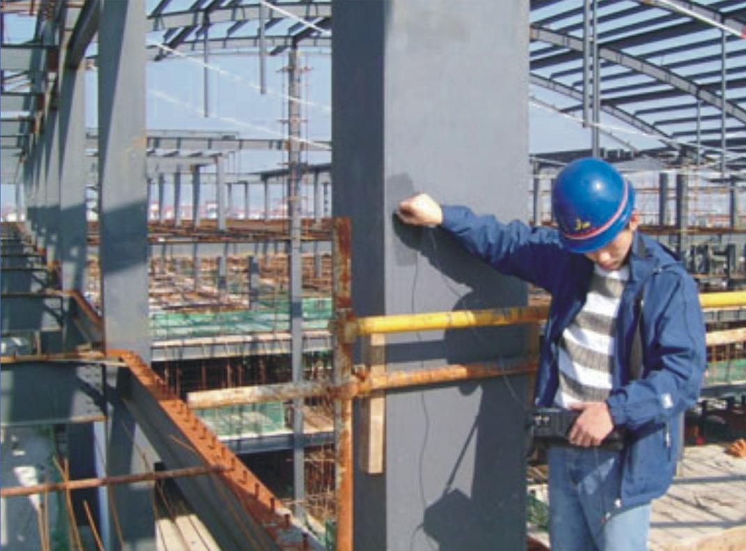 rsm-nt1钢结构超声波探伤仪