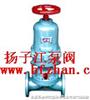 G6B41J常闭式衬胶气动隔膜阀