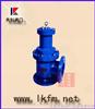 J744X/J644X型液压、气动角式快开排泥阀