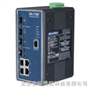 研华EKI-7758F 8G网管型冗余千兆以太网交换机4个千兆电口+4个千兆光口