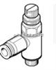 GRLA-1/4-B德FESTO单向节流阀厂家/德费斯托单向节流阀