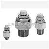 VX2230F-02-5DZSMC带节流消声器带快换接头/SMC排气消声节流阀